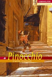 Cover of: Pinocchio.