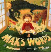 Cover of: Max's words