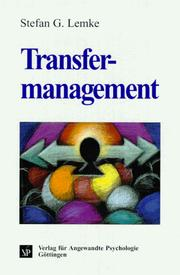 Cover of: Transfermanagement