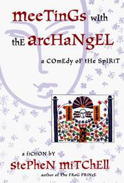 Cover of: Meetings with the archangel