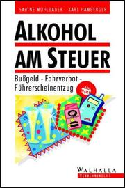 Cover of: Alkohol am Steuer