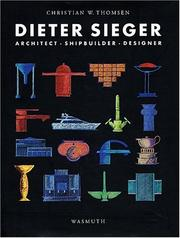 Cover of: Sieger Design | Christian W. Thomsen