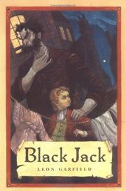 Cover of: Black Jack (Sunburst Book) | Leon Garfield