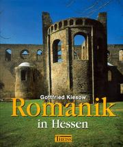 Romanik in Hessen by Gottfried Kiesow