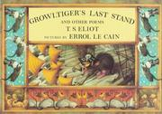Cover of: Growltiger's Last Stand