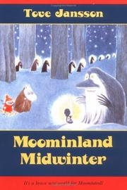 Cover of: Moominland midwinter