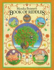 Book of riddles by Monika Beisner