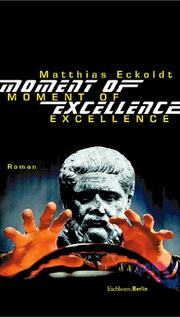Cover of: Moment of excellence