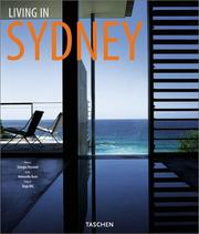 Cover of: Living in Sydney (Taschen Specials) | Antonella Boisi