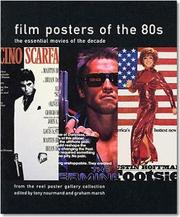 Cover of: Film Posters of the 80s |