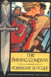 Cover of: The Shining Company (A Sunburst Book)