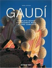 Cover of: Gaudi | Isabel Artigas