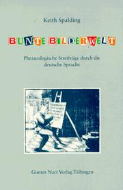 Cover of: Bunte Bilderwelt