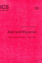 Cover of: Asyl und Migration