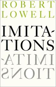 Cover of: Imitations