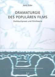 Cover of: Dramaturgie des populären Films