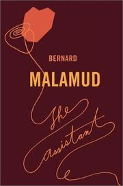 The Assistant by Bernard Malamud