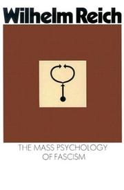 Cover of: Massenpsychologie des Faschismus