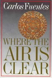 Cover of: Where the air is clear