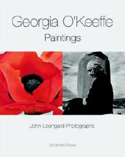 Cover of: Georgia O'Keeffe/John Loengard: Paintings And Photographs