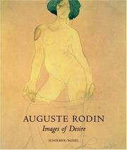 Cover of: Auguste Rodin