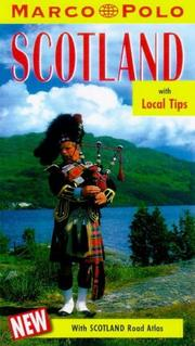 Cover of: Marco Polo Scotland Travel Guide Edition (Marco Polo Travel Guides)