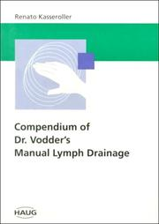 Cover of: Compendium of Dr. Vodder