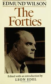 Cover of: The forties