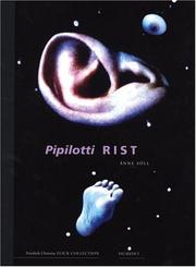 Cover of: Pipilotti Rist (Friedrich Christian Flick Collection)