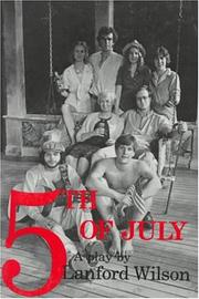 Cover of: Fifth of July