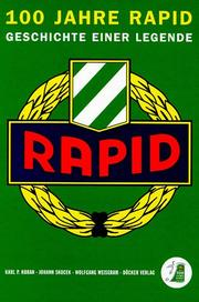 Cover of: 100 Jahre Rapid