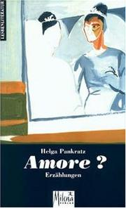 Cover of: Amore?