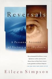 Cover of: Reversals