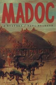Cover of: Madoc | Paul Muldoon