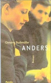 Cover of: Anders