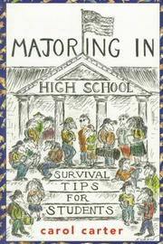 Cover of: Majoring in high school