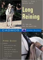 Cover of: Long Reining | Alfons J. Dietz
