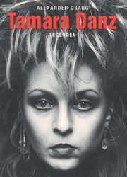 Cover of: Tamara Danz