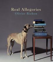 Cover of: Olivier Richon: Real Allegories