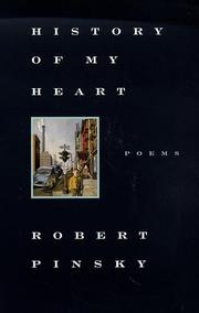 Cover of: History of my heart