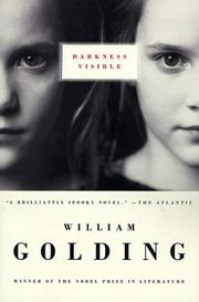 Cover of: Darkness Visible | William Golding