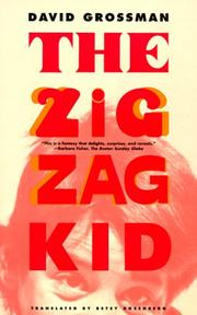 Cover of: The Zigzag Kid