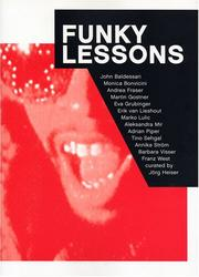 Cover of: Funky Lessons
