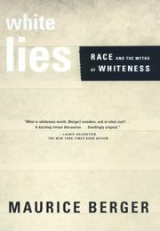 Cover of: White Lies | Maurice Berger