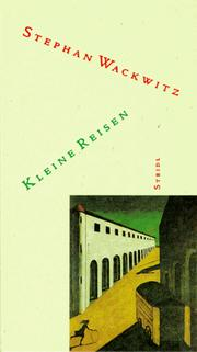 Cover of: Kleine Reisen