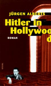 Cover of: Hitler in Hollywood, oder, Die Suche nach dem Idealscript