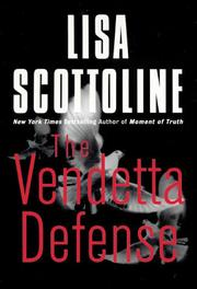 Cover of: The vendetta defense