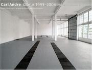 Cover of: Carl Andre