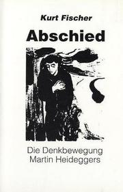 Cover of: Abschied