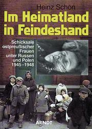 Cover of: Im Heimatland in Feindeshand